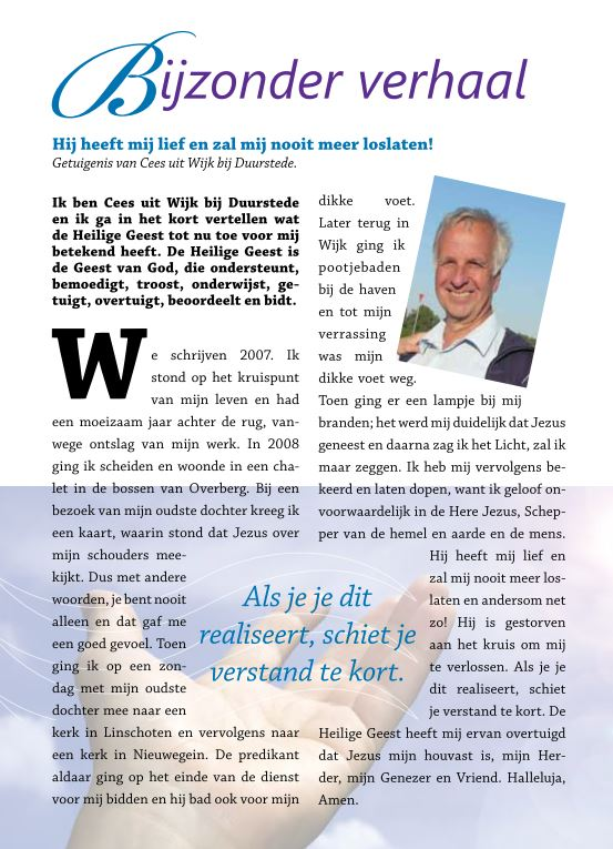 Riviermagazine najaar 2011